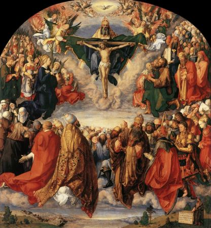 http://www.gravity.org/mythology/adoration_of_the_trinity_by_durer_2.jpg